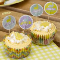 Happy Easter Cupcake Picks (20)